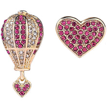 Load image into Gallery viewer, Fly away with my Heart Earrings - BellePark