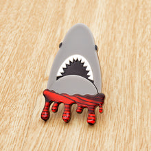 Load image into Gallery viewer, Jaws the Shark Do Do Do Do Brooch - BellePark