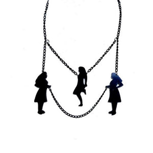 Jump Rope Ladies Necklace - BellePark