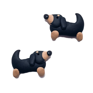 Dachshund Handmade Earrings - BellePark