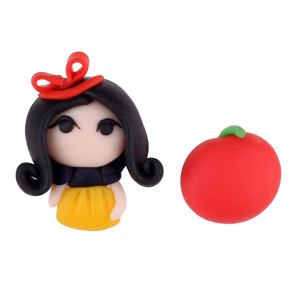 Snow White and the Poison Apple Earrings - BellePark
