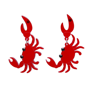 Feelin' Crabby Earrings - BellePark