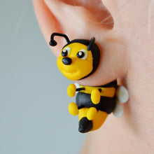 Load image into Gallery viewer, Baby Bee Earrings - BellePark