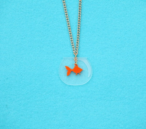 Any Fin is Possible Necklace - BellePark