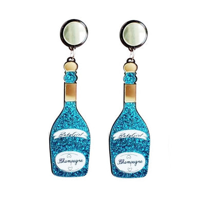 Pop the Champagne Earrings - BellePark