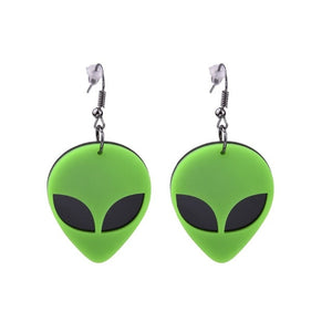 Is the Truth Out there? Earrings - BellePark