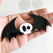 Load image into Gallery viewer, Gone Batty Necklace - BellePark