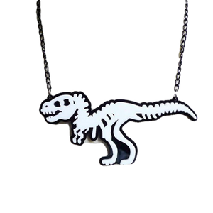 T-Rex X-Ray Necklace - BellePark