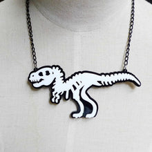 Load image into Gallery viewer, T-Rex X-Ray Necklace - BellePark