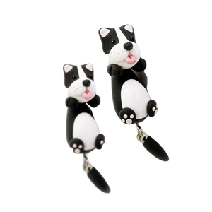 French Bulldog Earrings - BellePark
