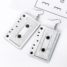 Load image into Gallery viewer, Classic Cassettes Earrings - BellePark