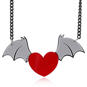 Fly away with my heart Necklace - BellePark