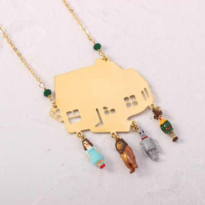 There's no place like Home Necklace - BellePark