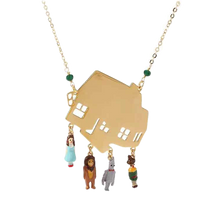 Load image into Gallery viewer, There's no place like Home Necklace - BellePark