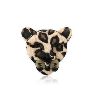 Leopard Doesn't Change it Spots Brooch - BellePark