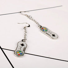 Load image into Gallery viewer, Super Nintendo Game Controller Earrings - BellePark