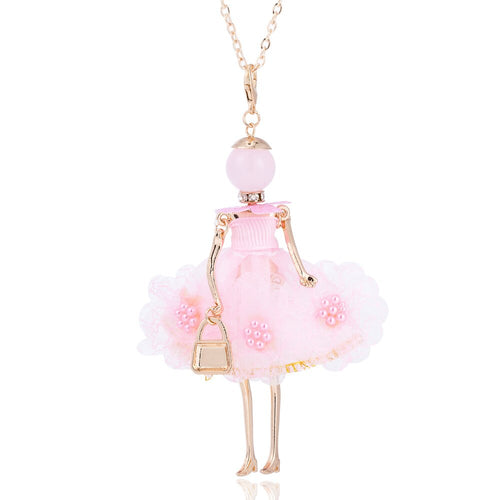 Princess & Her Purse Necklace - BellePark