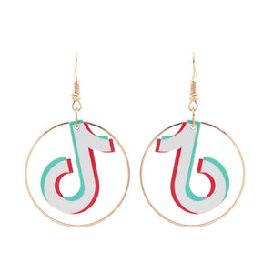 Tik Tok Earrings - BellePark
