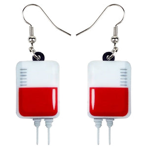 Transfusion Earrings - BellePark