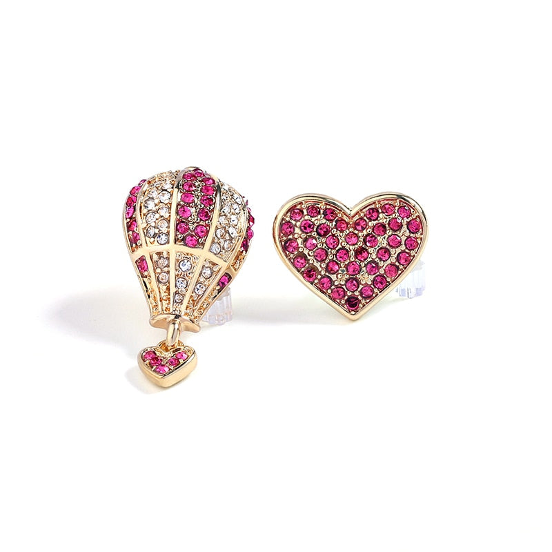 Fly away with my Heart Earrings - BellePark