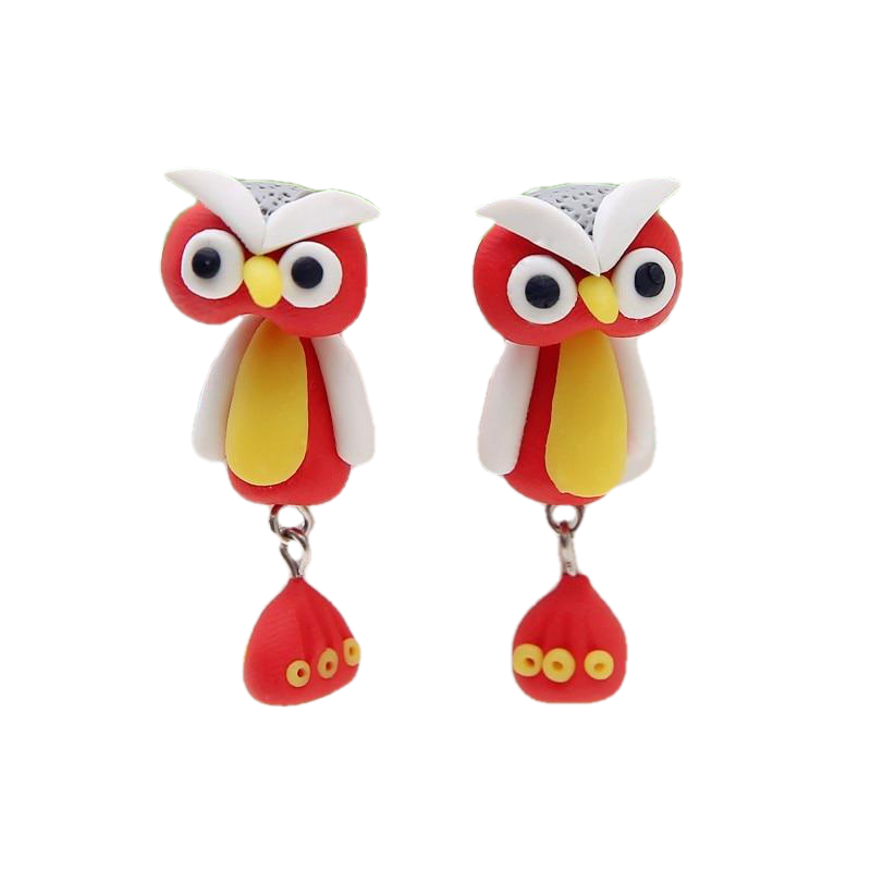 Howl Owl Earrings - BellePark