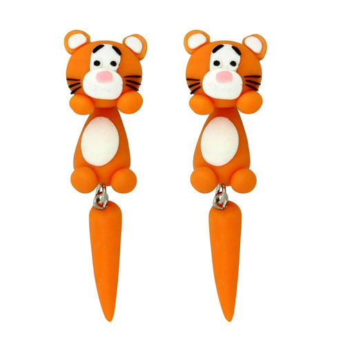 Tigger Bouncing Earrings - BellePark