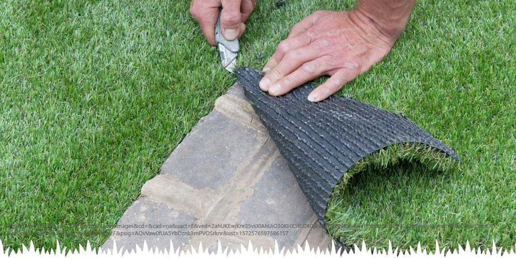How to Install an Artificial Grass Lawn