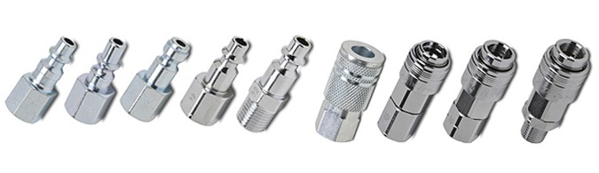 2 Keys to Choosing the Right Quick Connect Air Fittings