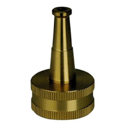 "2"" Sweeper - Brass Garden Hose Nozzle - Factory Direct Hose"
