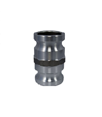 "5"" Male x 4"" Male Camlock Spool Adapter - Type AA"
