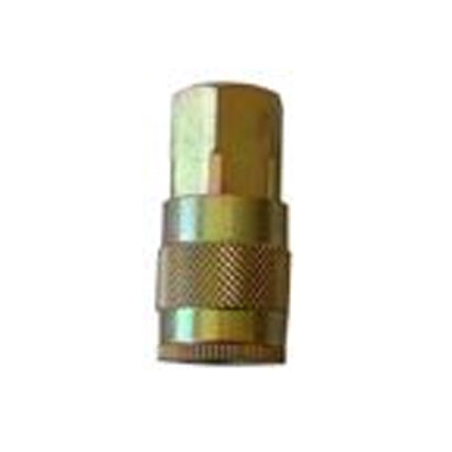 1/2 Female Air Coupler x 1/2 FPT (Automotive Style) - Factory Direct Hose