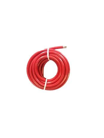 Mean Green Garden Hose 1/2 X 50 ft - Made In USA - Red