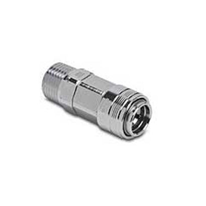 Universal 1/4 Female Air Coupler x 1/4 MPT (Fits Automotive & Industrial Style) - Factory Direct Hose