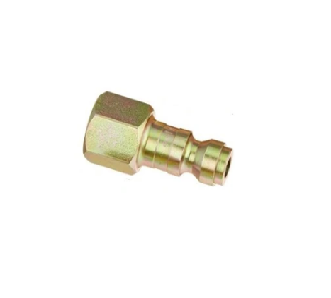 3/8 Male Air Coupler x 1/4 FPT (Automotive Style)