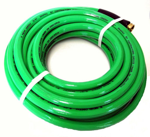 Mean Green Garden Hose 3/4 X 25 ft  (Green) - Factory Direct Hose