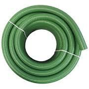 "8"" Green Suction Hose - 20 ft Roll"