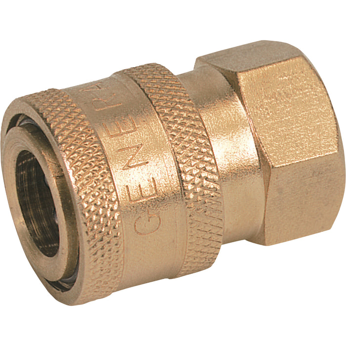 Quick Coupler - 1/2 NPTF - Factory Direct Hose