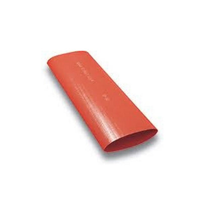 "4"" Red PVC Discharge Hose - Purchase by the foot"