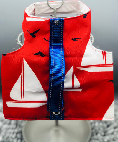 "NEW ""Long Board"" Red Sail Boats"