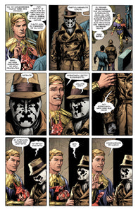 DC Comics Deluxe: Doomsday Clock Vol. 1