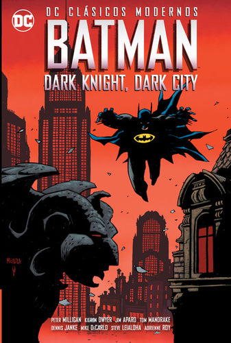 DC Clásicos Modernos – Batman: Dark Knight, Dark City