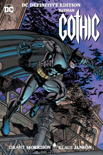 DC Definitive Edition – Batman: Gothic
