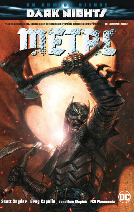 DC Comics Deluxe: Dark Nights: Metal VARIANTE
