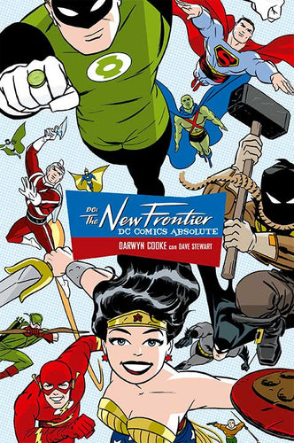 DC Comics Absolute DC: The New Frontier