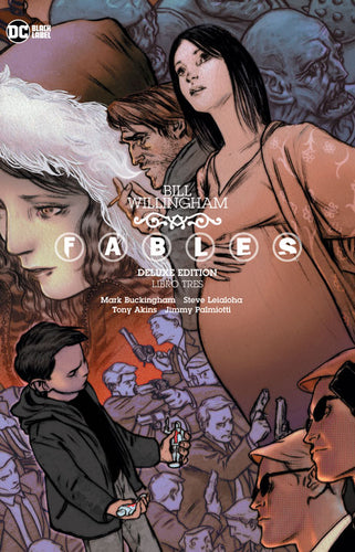 DC Black Label Deluxe – Fables: Libro Tres