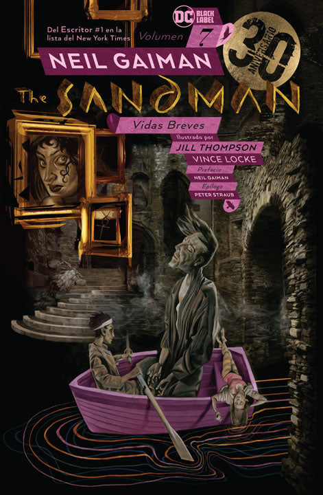 The Sandman Vol. 7: Vidas Breves Edición de 30 aniversario