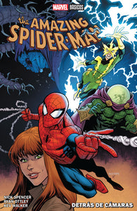 Marvel Básicos – The Amazing Spider-Man: Detrás de cámaras