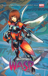 The Unstoppable Wasp Vol. 1 ¡Imparable!