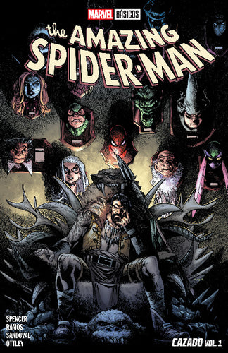 Marvel Básicos – The Amazing Spider-Man: Cazado Vol. 1