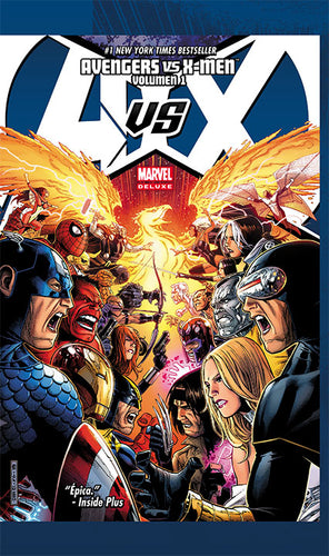 Marvel Deluxe Avengers vs X-Men Vol. 1